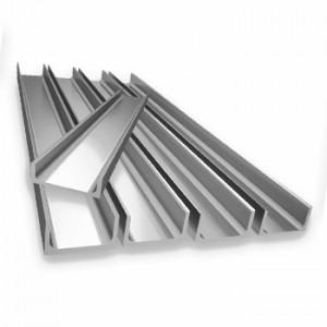 Швеллер алюминиевый в Архангельске