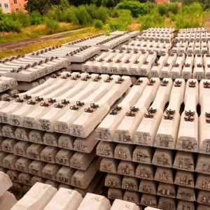 Шпалы железобетонные железнодорожные в Архангельске
