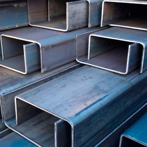 Швеллер стальной гнутый в Архангельске